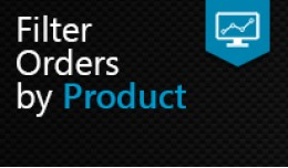 Filter Orders by Product