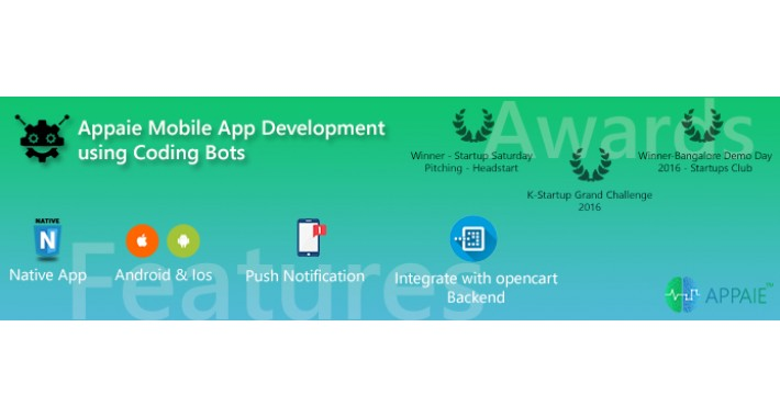 Opencart Mobile App 100+ customers (Native)