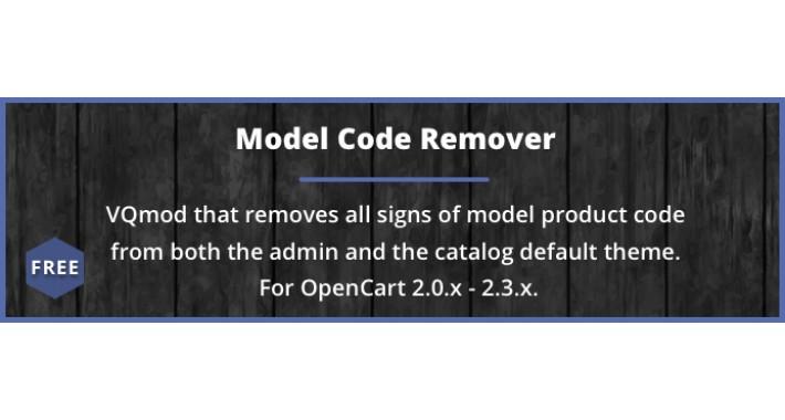 Model Remover