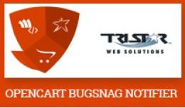 Opencart Bugsnag Notifier