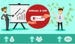 Affiliate Sales and Gift by Sharing