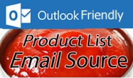 Responsive Product List Outlook Safe Email Sourc..