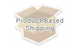 Product Based Shipping (Shipping Cost by Product)