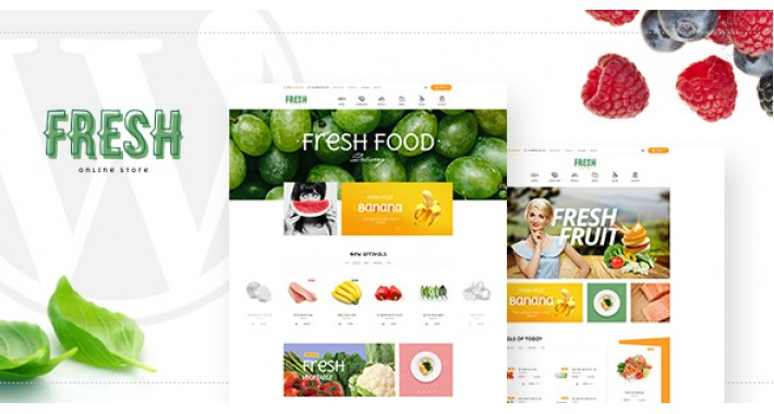 Pav Fresh - Best Food and Drink Responsive Opencart Theme