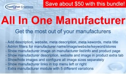 All In One Manufacturer