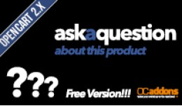 Ask a Question (about this product) Free Version