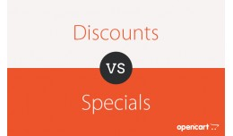 Discount with Special Price