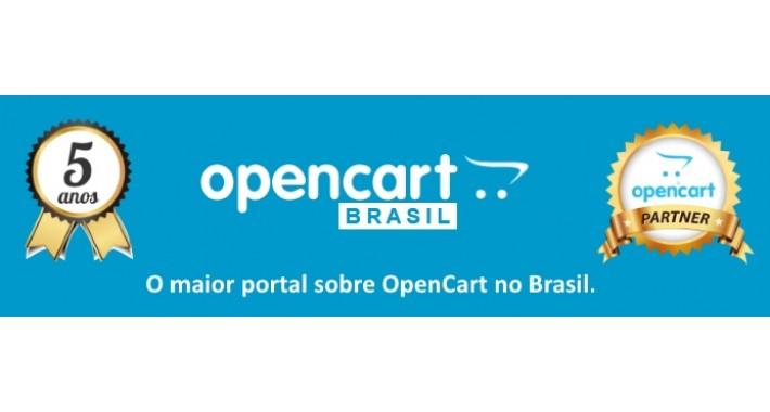 Tradução OpenCart 2.x para Português Brasil - Oficial