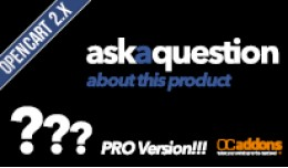 Ask a Question (about this product) PRO Version
