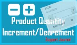 Quantity change  (quantity*min)