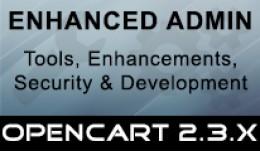Enhanced Admin Tools