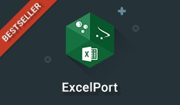 ExcelPort - Full Product Data Excel Export / Imp..