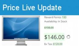 Price Live Update