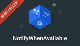 NotifyWhenAvailable - Notify when a product is b..