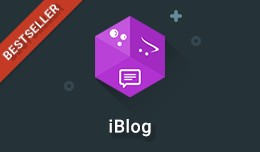 iBlog - The Smart Choice for Blogging