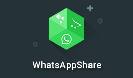 WhatsApp Share - Share Products via WhatsApp