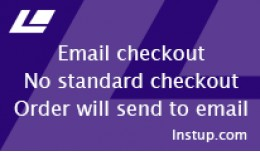 No checkout - Order to Email