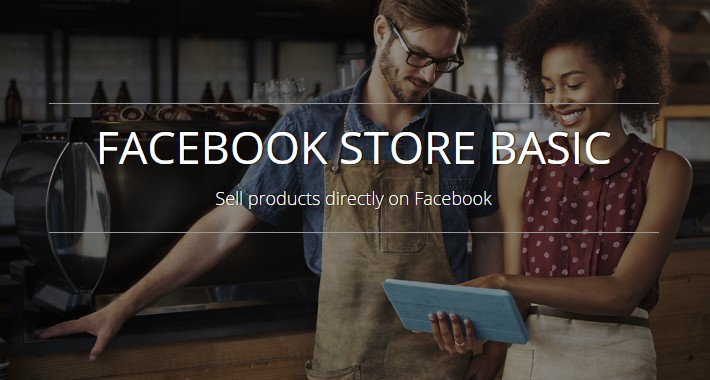 Facebook Store Basic - your store on FB fan page - OC1.5.x