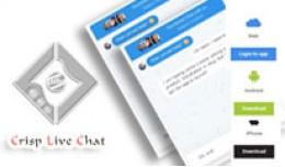 Crisp Live Chat Free