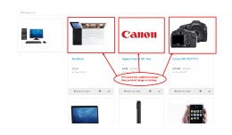 Additional Image Slide Show on Category Page