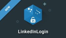 LinkedInLogin - Powerful LinkedIn Login Button