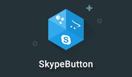 SkypeButton - Skype Chat/Call Button
