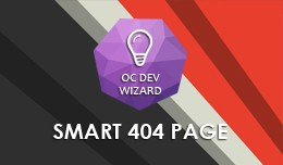 Smart Not Found Page