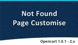 Not Found Page Customise | Creating a Custom Err..