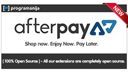 [OC-2.X] Afterpay Payment Integration