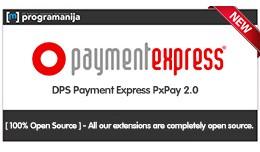 DPS Payment Express PxPay 2.0 - OpenCart 2.X - 1..
