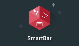 SmartBar - Smart message bar for your OpenCart s..