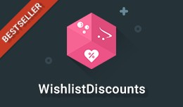 Wishlist Discounts - View Users Wishlist and Sen..