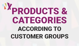 Products & Category according to Customer Gr..