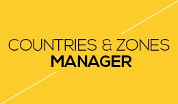 Countries & Zones Manager