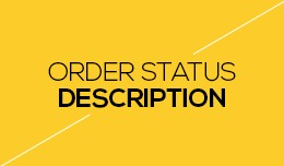 Order Status Description
