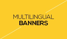 Multilingual Banners