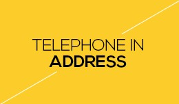 Telephone in Address