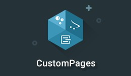 CustomPages - Create OpenCart custom pages