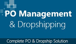 Complete Purchase Order Management and Dropshipp..
