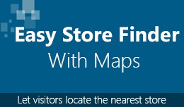 Easy Store Finder with Maps
