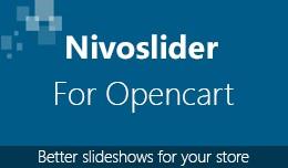 Nivoslider for Opencart