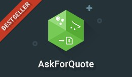 AskForQuote - Replace Add to cart with Ask for a..