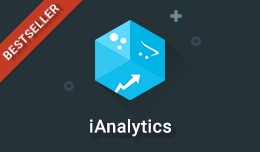 iAnalytics - OpenCart Analytics. Reinvented.