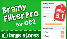 Brainy Filter Pro OC2 / Beautiful, reliable, &am..