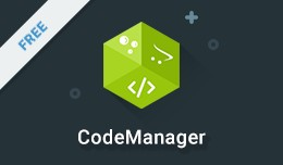 CodeManager - Web-based IDE framework for OpenCart