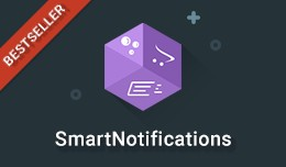 SmartNotifications - Motivate customers to buy