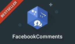 FacebookComments - Plug-and-Play Social Comments