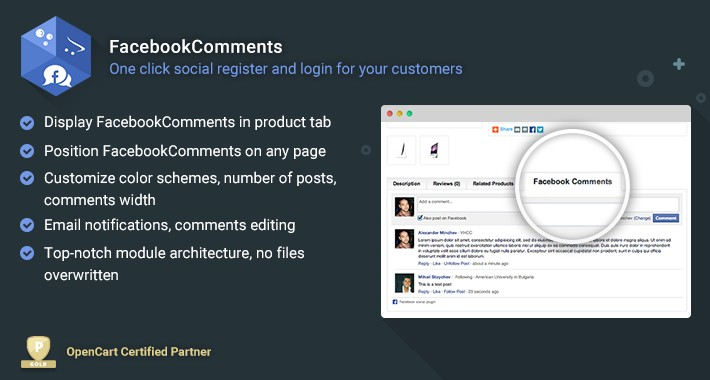 Facebook Comments - Plug-and-Play Social Comments