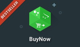 BuyNow - One-click buy now button, skip the cart