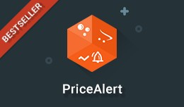 PriceAlert - Allow Customers to Keep an Eye on P..